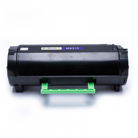 TONER COMPATIVEL COM LEXMARK MS310 /MS410/MS510/MS511/MS610/MS611- 504 H- 10K BYQUALY