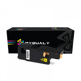 TONER COMPATÍVEL COM XEROX 106R01633   P6000/P6010/WC6015   YL - 1.4K - BYQUALY