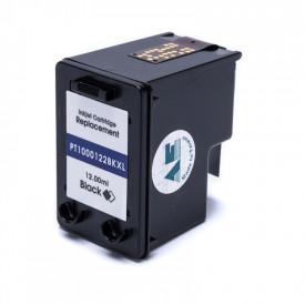 CARTUCHO DE TINTA COMPAT͍VEL COM  HP 122XL |CH563HB/J110A/J110C/J110D/J110E| BK - 12ML - MICROJET