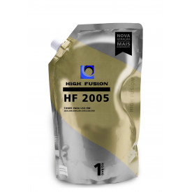 PO TONER HIGH FUSION HF2005 UNIVERSAL C/ HP BAG 1KG