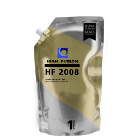 PÓ TONER HIGH FUSION HF2008 UNIVERSAL C/ HP BAG 1KG