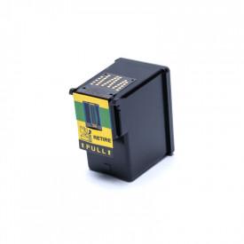 CARTUCHO DE TINTA COMPATÍVEL HP 21XL 27XL 56XL C9351/C8727/C6656 19ML MICROJET