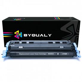 TONER COMPATÍVEL COM HP Q6000A/2600 | 1600/2600/2600N/2600DTN/2605DN/CM1015/CM1017 | BK - 2.5K - BYQUALY