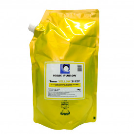 PÓ PARA TONER BROTHER HF3112 YELLOW 1KG HIGH FUSION