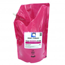 PÓ PARA TONER BROTHER HF3113 MAGENTA 1KG HIGH FUSION