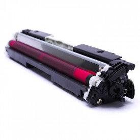 TONER COMPATÍVEL C/ HP CE313/CF353 MAGENTA 126A/130A 1.0K CP1025NW M175 M176 UNIVERSAL  BYQUALY