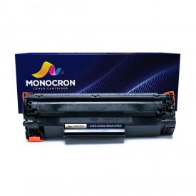 Toner Compatível com HP 435 436 285 278 Universal Preto 2k - MONOCRON