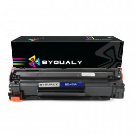 TONER COMPATÍVEL COM HP CB435 | 1005/1006 | BK - 1.5K - BYQUALY