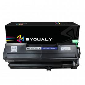 TONER COMPATÍVEL COM RICOH SP4500/SP4510 | SP4510SF/SP4500HA | BK - 12K - BYQUALY