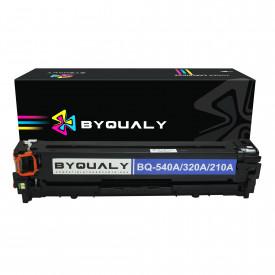 TONER COMPATÍVEL COM HP CB540/CE320/CF210 UNIVERSAL | CM1415/CP1215/M251NW | BK - 2.2K - BYQUALY