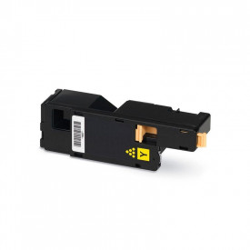 TONER COMPATÍVEL COM XEROX PHASER 6000 6010 6015 |106R01633| YL - BYQUALY