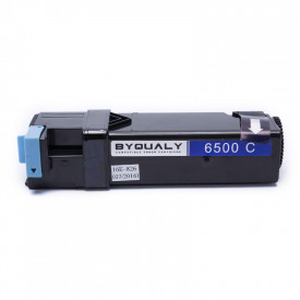 TONER COMPATÍVEL COM XEROX PHASER 6500 6505 |106R01594| CY - BYQUALY