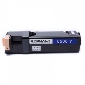 TONER COMPATÍVEL COM XEROX  PHASER 6500 6505 |106R01596| YL - BYQUALY