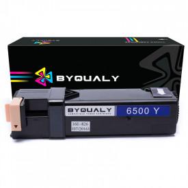 TONER COMPATÍVEL COM XEROX 106R01596   P6500/WC6505   YL - 2.5K - BYQUALY