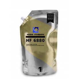 PO TONER HIGH FUSION HF6880  C/ BROTHER - BAG 1KG
