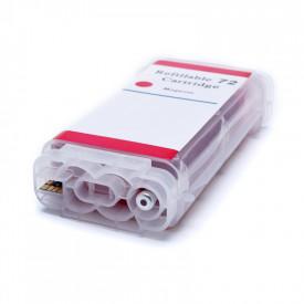 CARTUCHO DE TINTA COMPAT͍VEL COM  HP 72 |C9372A/T770/T1120/T1200/T1300/T2300| MG - 130ML