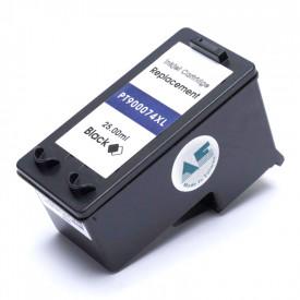 CARTUCHO DE TINTA COMPAT͍VEL COM  HP 74XL |D4200/D4263/D4268/D4360/D4363| BK - 25ML - MICROJET