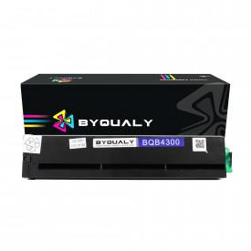 TONER COMPATÍVEL COM OKIDATA B4300/4350   B4300/B4350   BK - 6K - BYQUALY