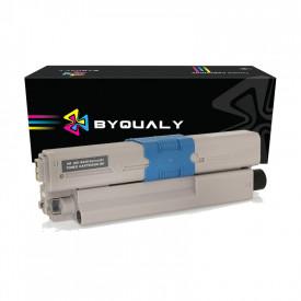 TONER COMPATÍVEL COM OKIDATA C310   C310DN/C330/C331/C331DN/C510/C510DN   BK - 3.5K - BYQUALY