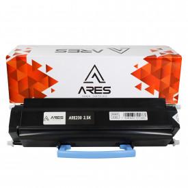 TONER COMPATÍVEL COM LEXMARK E230/E232/E330/E332   E332TN/E342N   BK - 2.5K - ARES