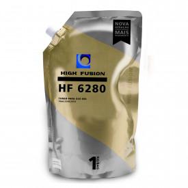 PÓ PARA TONER COMPATÍVEL COM BROTHER HF6280 | MONOCROMATICO - BAG 1KG - HIGH FUSION