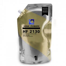 PÓ PARA TONER COMPATÍVEL COM HP HF2130 | 217/218/230A/230X/2 | MONOCROMATICO - BAG 1KG - HIGH FUSION
