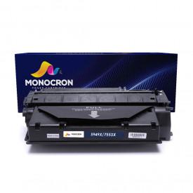 TONER COMPATÍVEL COM HP Q5949X/Q7553X Universal | 1160/1320/3390/3392 | BK - 7k - MONOCRON
