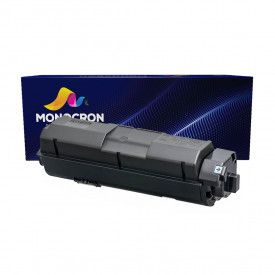 Toner Compatível com KYOCERA TK1175 TK1172 Preto 12K - MONOCRON