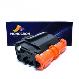 Toner Compatível com Brother TN850 TN3470 TN3442 Preto 8k - MONOCRON