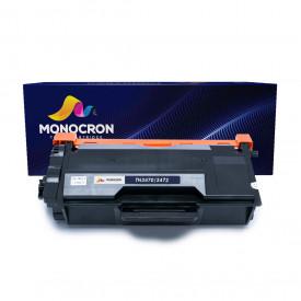 TONER COMPATÍVEL COM BROTHER TN3470/TN3472/TN880 | L5102DW/L5502DN | BK - 12k - MONOCRON