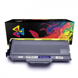 TONER COMPATÍVEL COM BROTHER TN360/TN330UNIVERSAL |DCP7030R/DCP7040/DCP7070| BK - BYQUALY
