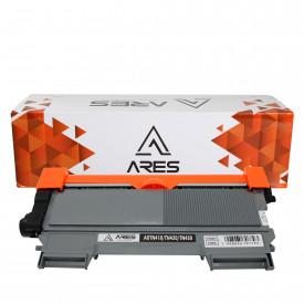 TONER COMPATÍVEL COM BROTHER TN410/TN420/TN450 | HL2250DN/MFC7360N/DCP7060D | BK - 2.6K - ARES