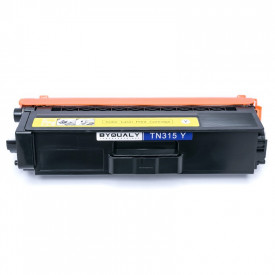 TONER COMPATÍVEL COM BROTHER TN315/325/345/375/395 YELLOW 2,5K BYQUALY