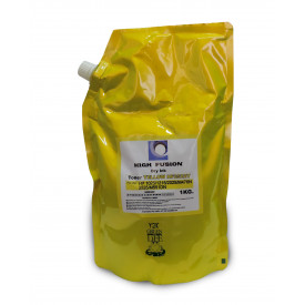 PÓ PARA TONER HP HF2522 YELLOW 1KG HIGH FUSION