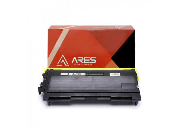 TONER COMPATÍVEL C/ BROTHER TN350 2.5K DCP7010/DCP7020/HL2040 ARES